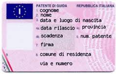 Nuova patente europea